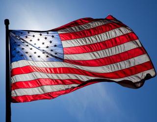 when fly american flag half-staff half-mast