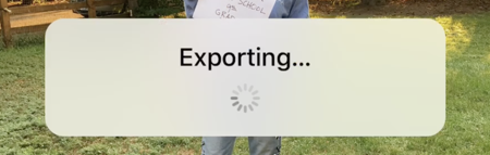 photo exporting - dropbox mobile