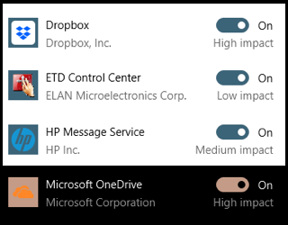 etd control center windows 10 co to