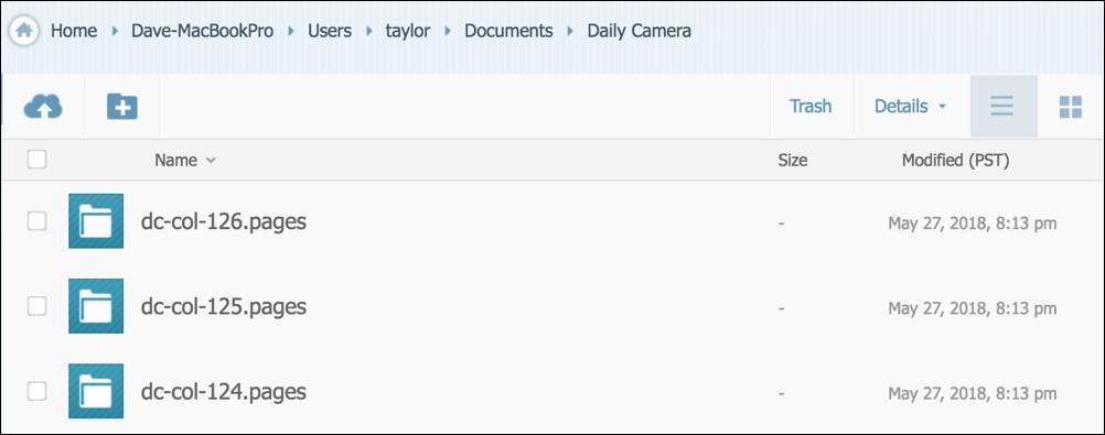 document files, idrive documents backup, mac