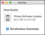 safe fast update ios12 iphone apple ipad itunes