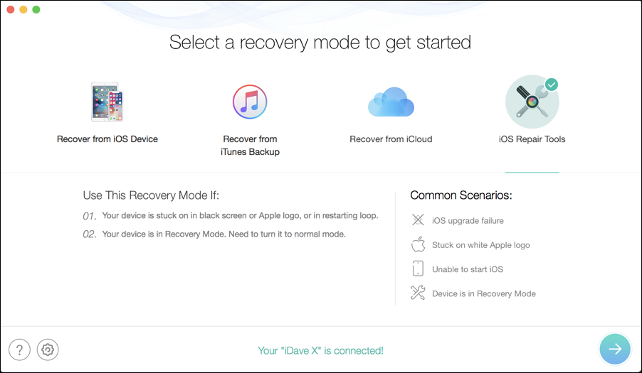 phonerescue iphone ios recovery