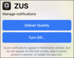 control turn off notifications lock screen ios12 ios 12