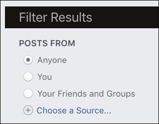 Search Facebook for Old Posts and Updates? - Ask Dave Taylor
