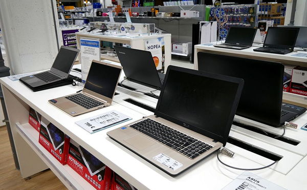 laptops for sale - from wikipedia image library