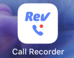 record capture iphone phone calls with rev call recorder free