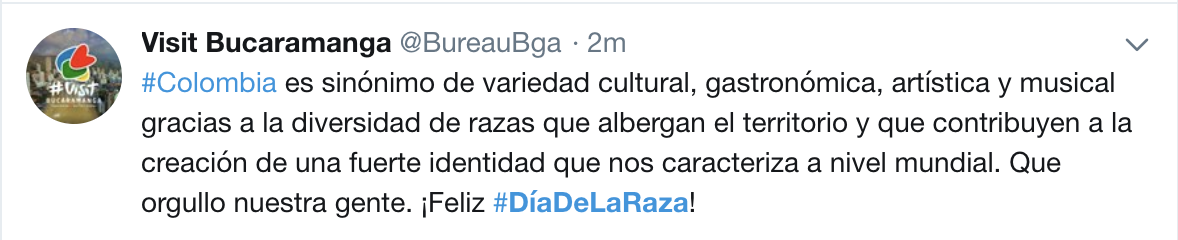 twitter tweet in spanish