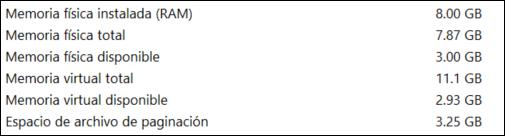 win10 small RAM allocation