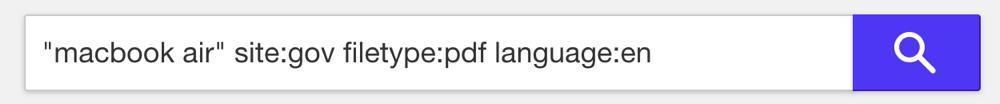 yahoo advanced search