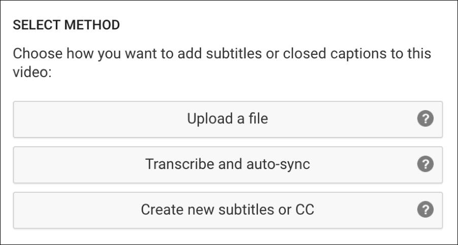 youtube upload transcript subtitles