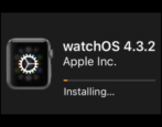 update apple watch watchos