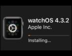 update apple watch watchos