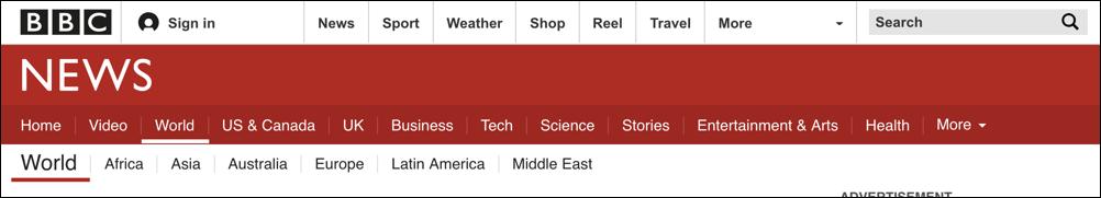 bbc news search box