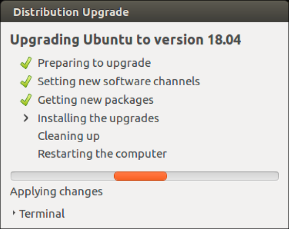 update ubuntu linux 3