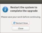update ubuntu linux operating system system - bionic beaver