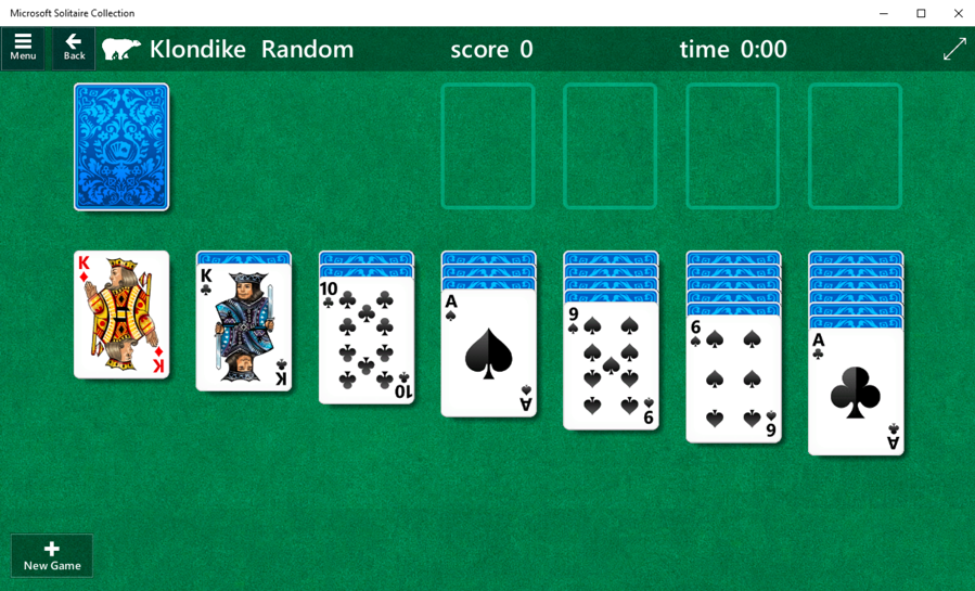 microsoft solitaire for windows 10