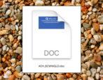 citibank doc malware scam spam