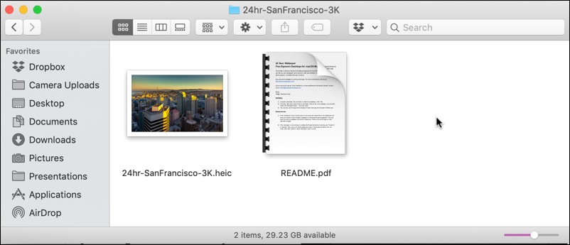 mac finder - image document