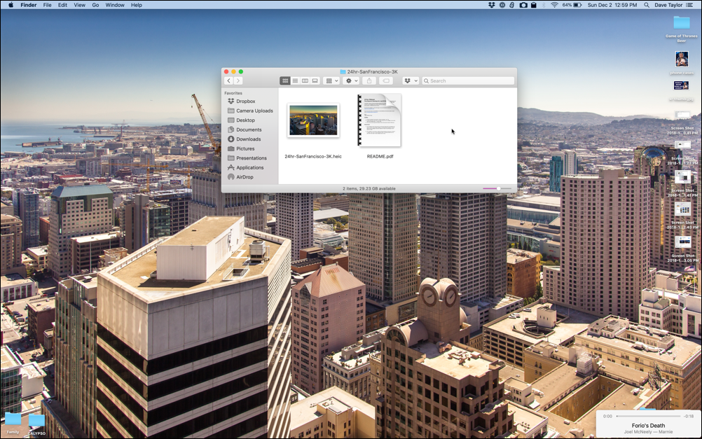 mac desktop wallpaper, san francisco skyline