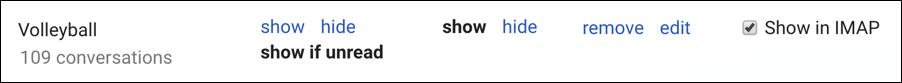 gmail rename label folder