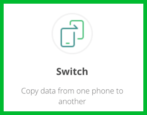 iskysoft toolbox - switch - transfer iphone android ios
