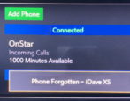 forget unpair phone android iphone chevy chevrolet mylink