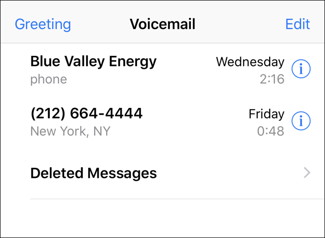 contacts now shown instead of phone number, apple iphone ios