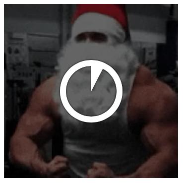 downloading muscle santa animated gif