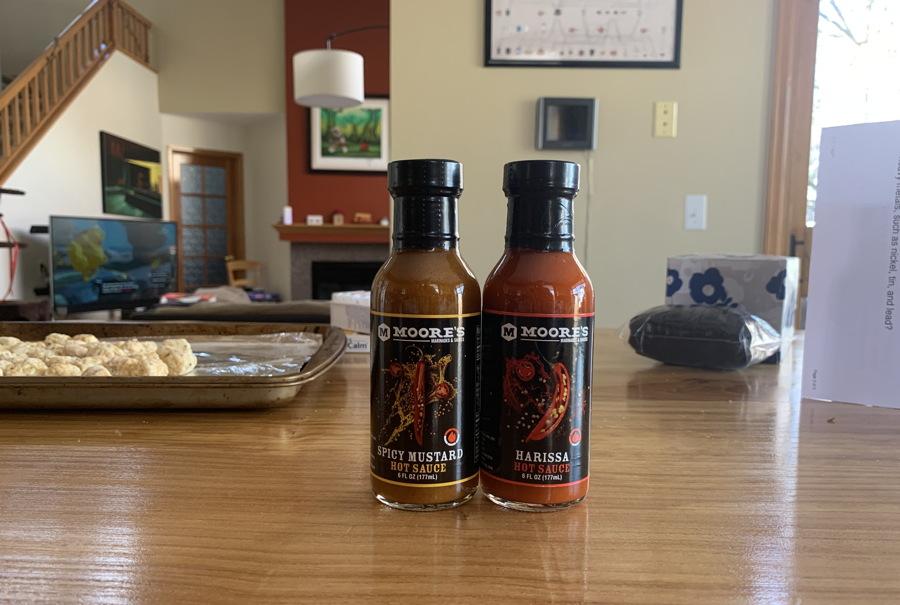 hot sauce photo