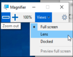 windows magnifier make things bigger zoom accessibility