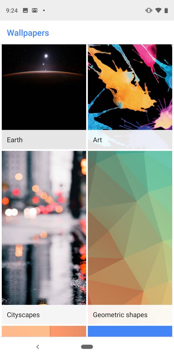 pixel 3 wallpaper - earth art cityscape