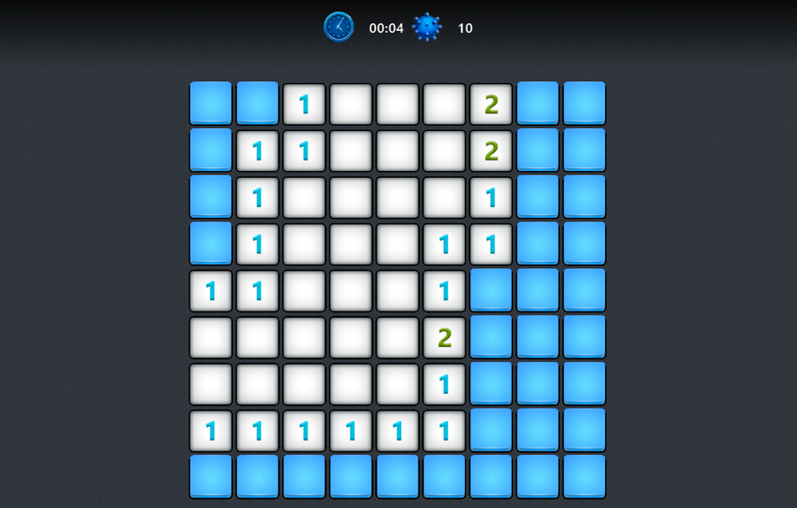 microsoft minesweeper game, windows 10 win10