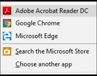 Set Adobe Reader as Default PDF Program in Windows? - Ask Dave Taylor