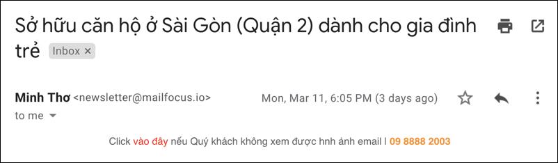 vietnamese spam email message header