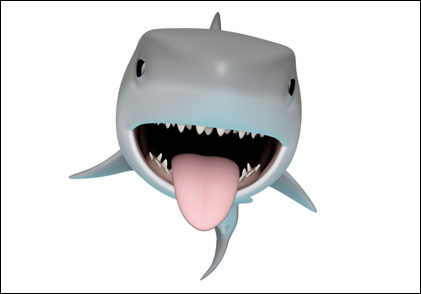 ios 12.2 iphone shark animoji