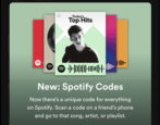 spotify codes - create share scan read photo
