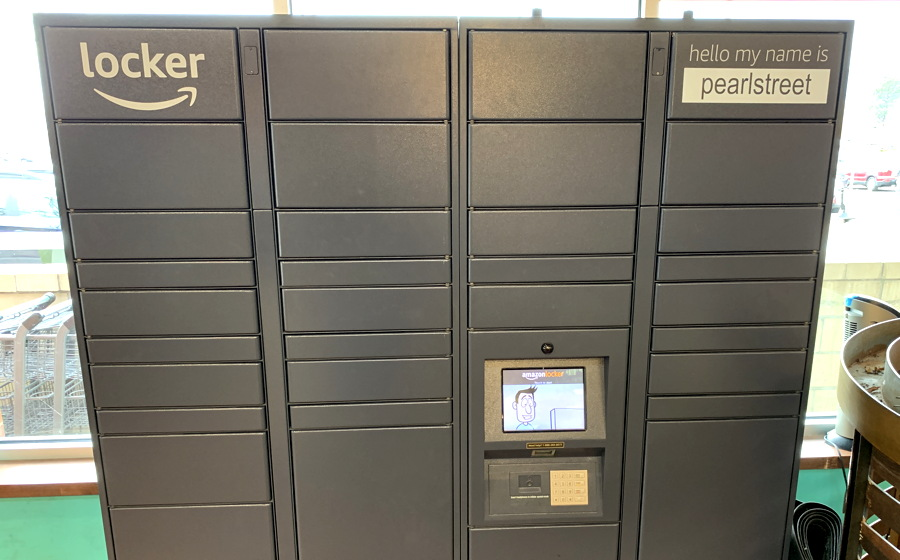 amazon locker - pearlstreet - whole foods