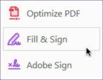 digital scan sign signature pdf form windows win10 adobe reader acrobat