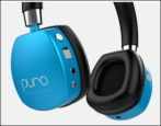 puro sound - puroquiet anc volume limiting kids headphones