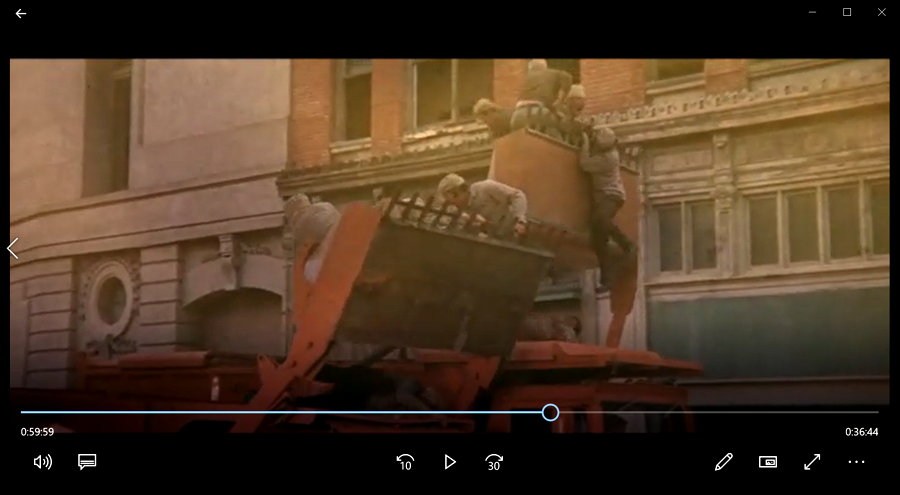 soylent green - in windows media player