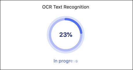 ocr analysis - pdfelement 7