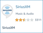 enable sirius xm skill amazon echo alexa