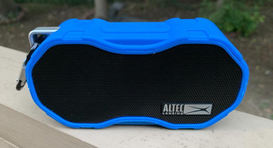 altec lansing baby boom xl mini portable bluetooth speaker