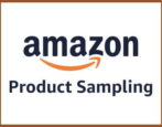 amazon product samples sampling free - sign up