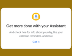 google assistant - android - type interact quiet mute talk noise