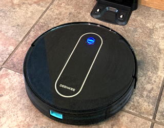 Gizmo Review Deenkee Dk600 Robot Vacuum Ask Dave Taylor