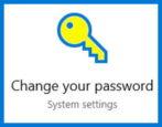 change windows 10 win10 pc account password