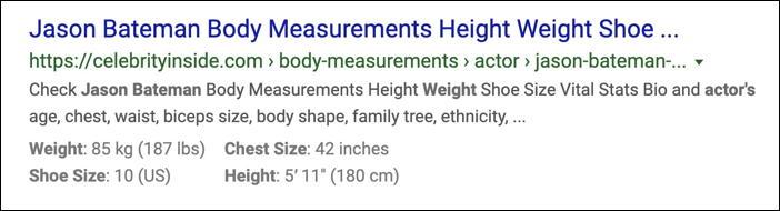 jason bateman weight google search