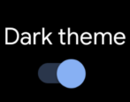 android 10 / android q dark theme mode enable turn on