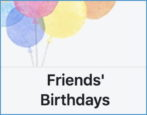 facebook birthday events reminders post